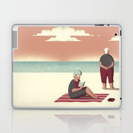 Day Trippers #10 - Sunset Laptop & iPad Skin