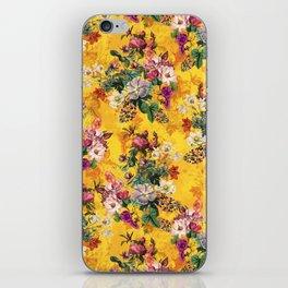 Summer Botanical Garden IX iPhone Skin