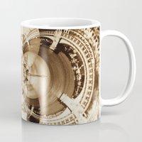 paris Mugs featuring Paris by Rose Etiennette