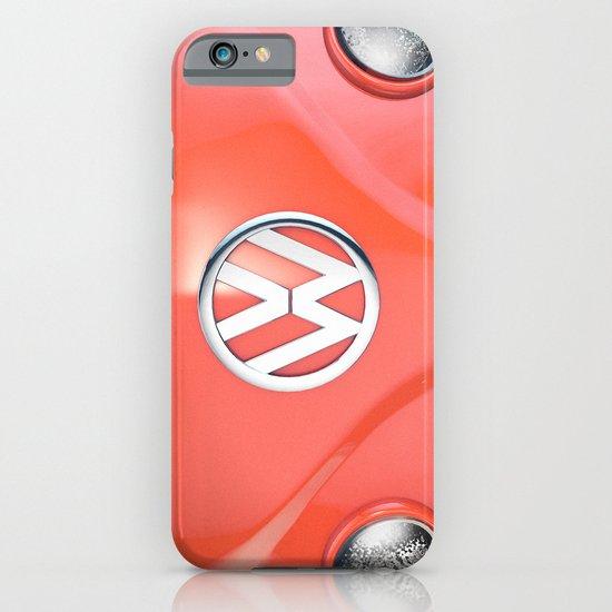 Big Orange iPhone & iPod Case