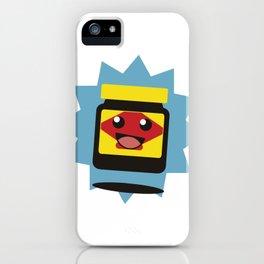 Happy Little Vegemite iPhone Case