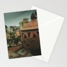 Kathmandu City Roof Tops - Architecture 04 Stationery Cards