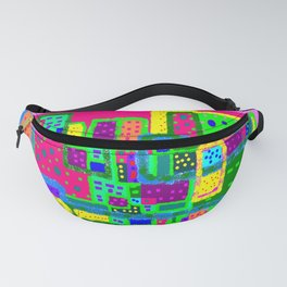 Boxed off Fanny Pack