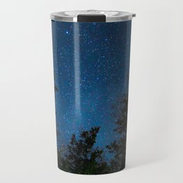Stars above the Forest Travel Mug