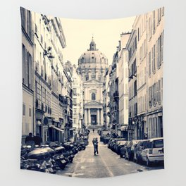 Rencontre fortuite Wall Tapestry