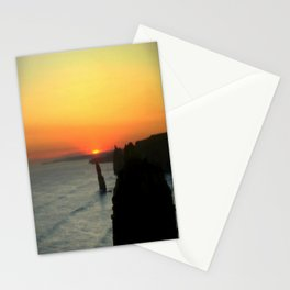 Sunsetting over the Great Southern Ocean Stationery Cards
