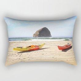 ocean adventure Rectangular Pillow