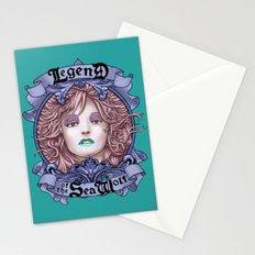 Legend of the Sea Wolf (alt-colour) Stationery Cards