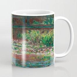 "Claude Monet ""Water Lily Pond"" Coffee Mug"