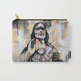 Revelation 21:4 Carry-All Pouch