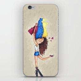 I love Venezuela iPhone Skin