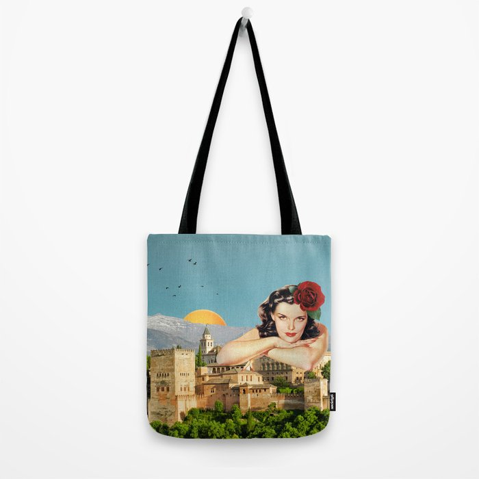 MI ALHAMBRA  Tote Bag
