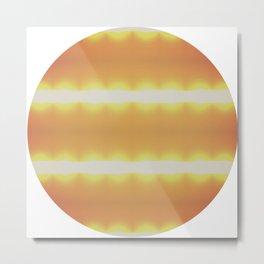 Sunbeads Metal Print