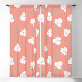 Herb and Spice Blackout Curtain