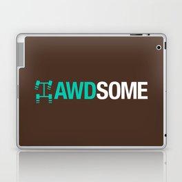 AWDSOME v3 HQvector Laptop & iPad Skin
