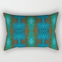 Varietile 61b (Repeating 1) Rectangular Pillow