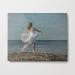 Summer Dance on the Beach Metal Print