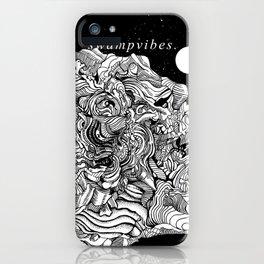 Swamp Trip iPhone Case