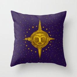 My sun p Throw Pillow
