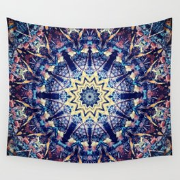 Radiant Discovery Wall Tapestry