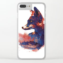 The Future is bright Clear iPhone Case