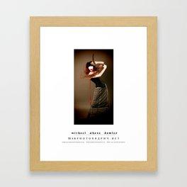 dark things 3 Framed Art Print