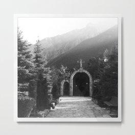 Monastery 1 Metal Print