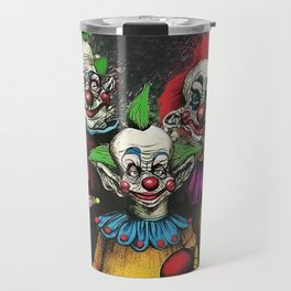 Killer Klowns From Outer Space Travel Mug