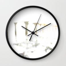 Of Fading Dreams Wall Clock