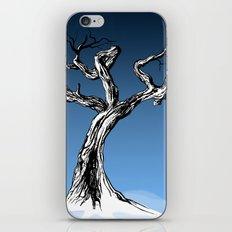 Ghost Tree iPhone & iPod Skin