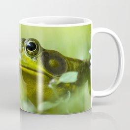 Frog Portrait Coffee Mug
