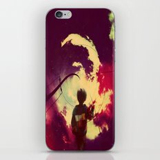 |A NEW AURORA| iPhone & iPod Skin