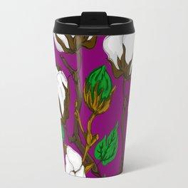 Cotton Berry Travel Mug