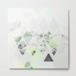 White Balance Metal Print