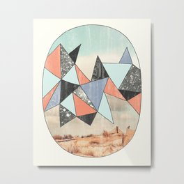 Dry Spell Metal Print