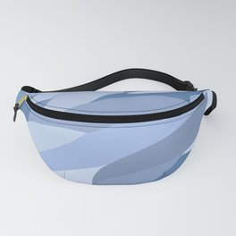 Just Blue Fanny Pack