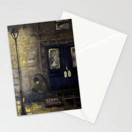 Neglected Stationery Cards