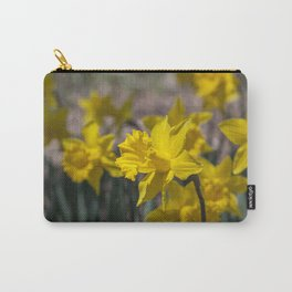 Daffodils 3 Carry-All Pouch