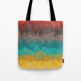 Tricolors Tote Bag