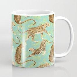 Leopard Landing Coffee Mug