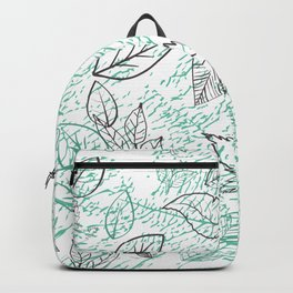 Tobacco Pattern 4 Backpack