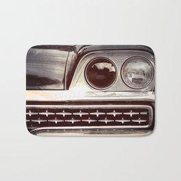 Rebel // Classic Car Bath Mat