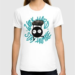 SOOT SPRITE - Work Hard, Stay Humble T-shirt
