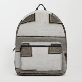 Protoglifo 10 Greyish approaching Backpack
