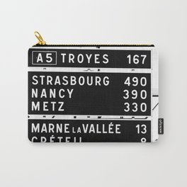 490 km to Strasbourg - The Polaroid Project Carry-All Pouch