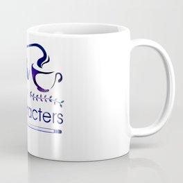 Drink Tea and Kill Characters Coffee Mug