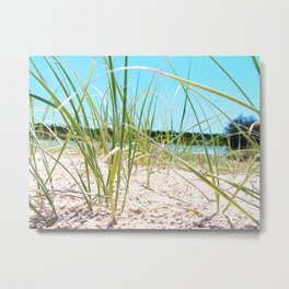 Beach Bliss Metal Print