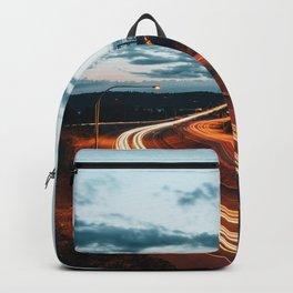 Highway Lights Backpack