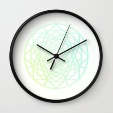 Dare to Adventure yourself Wall Clock