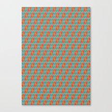 Tile Pattern 2 Canvas Print